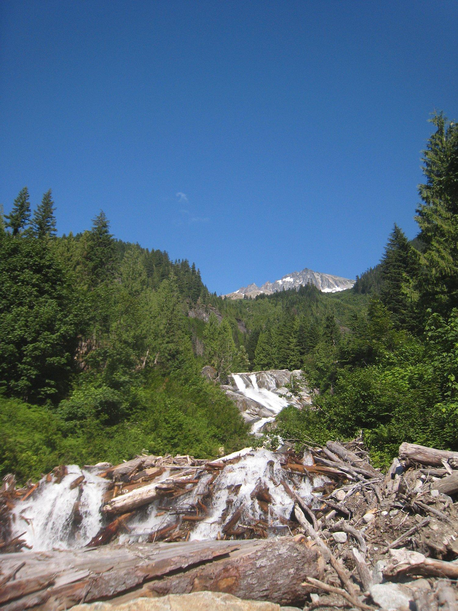 Marble Creek Camping